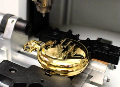 Bespoke engraving